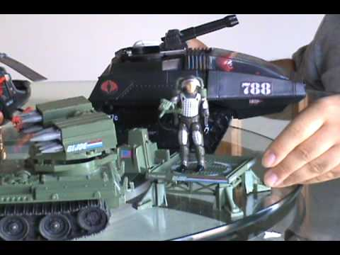 1983 G.I. Joe toy review part 2 of 3