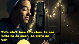 leroy stay with me traducida lyrics sam smith cover