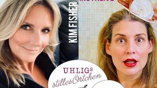 Kim Fisher bei Uhligs stilles Örtchen