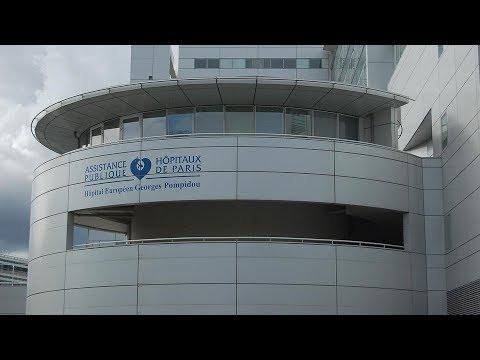 Парижская больница, где от вируса умерло уже более 3500 человек - прямой эфир