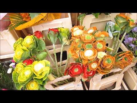 Цветочные магазины в Швеции