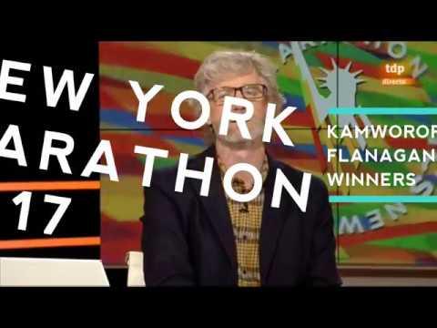 New York Marathon 2017 FULL RACE