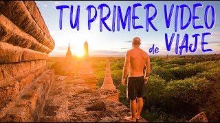 🎥Cómo hacer TU PRIMER VIDEO de VIAJE! (5 TIPS) / GOPRO