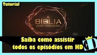 Baixar serie a bíblia 2 temporada