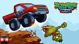 Zombie Road Trip Trials - iOS - Universal iPhone/iPad/iPod Touch Gameplay