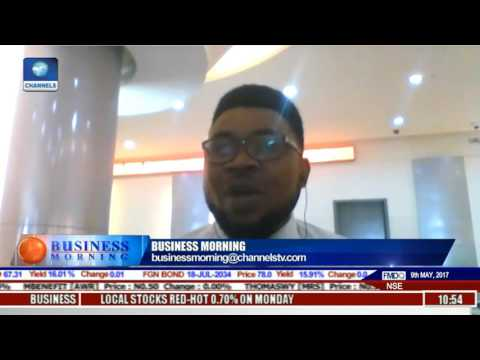 Business Morning: Analyst Welcomes The Pleasant Surprise At The Nigerian Stock Market