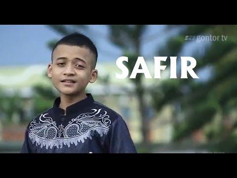 Nasyid Gontor Spesial Lebaran - SAFIR (Merantaulah)