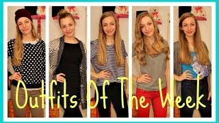 March [2014] Outfit Of The Week Thumbnail