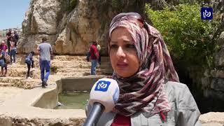 الاحتلال يحول مساحات شاسعة من قرية حوسان إلى مناطق استيطانية (8-5-2019)