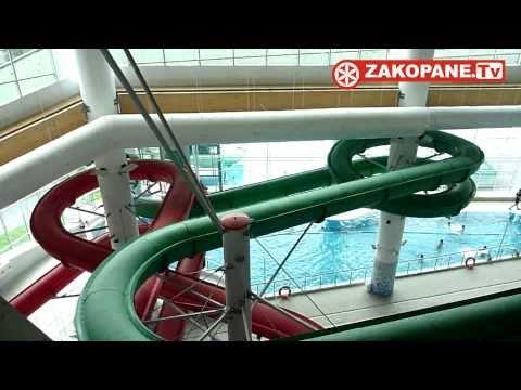 Aquapark Zakopane 2010