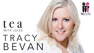 Tea with Jules - McGrath Foundation Ambassador & Director Tracy Bevan chats with Jules Sebastian