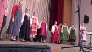 Детский фольклорный ансамбль ''Кладец'' - Заплетися, плетень @ Библиотека ин. литературы 09.04.2017