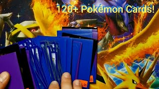 120+ Rare Pokémon Cards for My Collection!