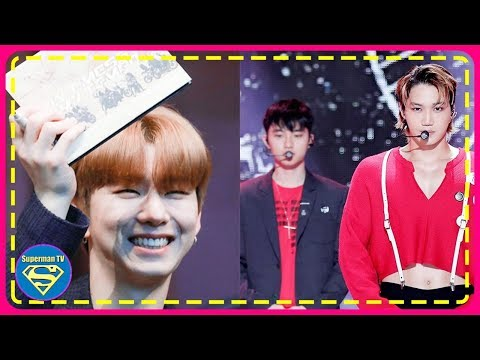 A Fan Gifted MONSTA X's Kihyun An EXO Album And Asked For His Favorite Member In EXO At A Recent Fan