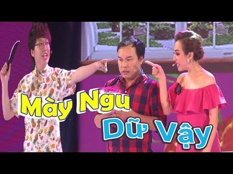 Hài 2017 - Mẹ Lầy Con Ngu  (Thu Trang, Phát La, Minh Dũng)