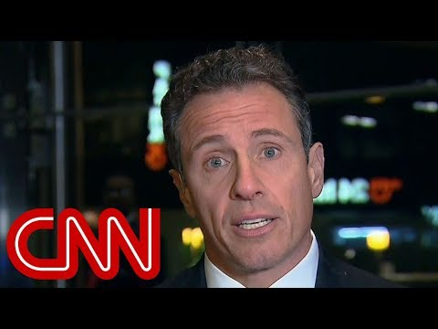 Chris Cuomo: Trump celebrates violence toward media