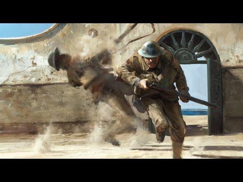 Battlefield 1 Multiplayer Gameplay German - Was passiert hier? - Lets Play Battlefield 1 Deutsch