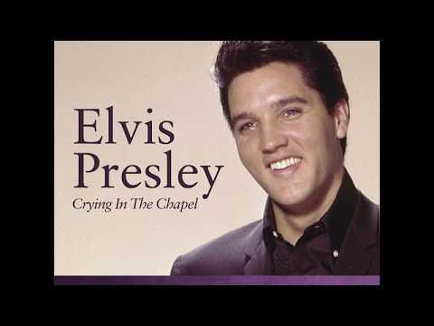 Elvis Presley -  Crying in the Chapel  ( Hymns And Gospel Favorites)CD Album