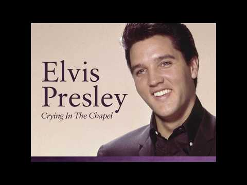 Elvis Presley -  Crying in the Chapel  ( Hymns And Gospel Favorites)CD Album