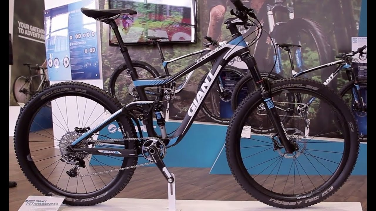 Giant Trance Advanced 275 0  Best New Mountain Bikes