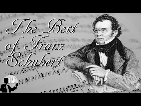 10 Hours The Best of Schubert:  Franz Schuberts Greatest Works, Classical Music Playlist