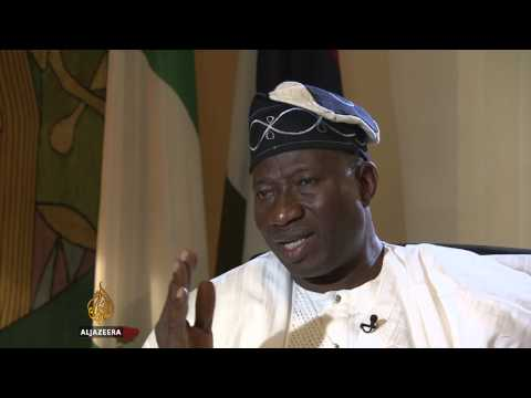 Al Jazeera talks to Goodluck Jonathan