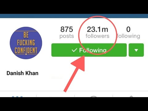 How to increase followers on instagram, free instagram followers, Hindi