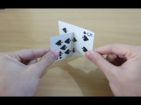 5 Really Amazing Magic Tricks You Can Do