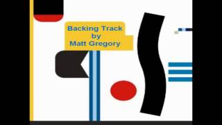 Eric Johnson Gem backing track