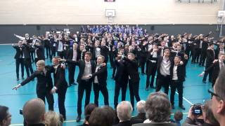 Seinäjoen lukion wanhat 2015: tyttöjen ja poikien tanssi