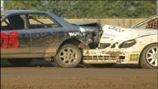 + Carreras + Destrozos + Accidentes y + Velocidad