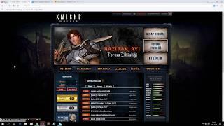 E-posta değişikliği - Knight Online