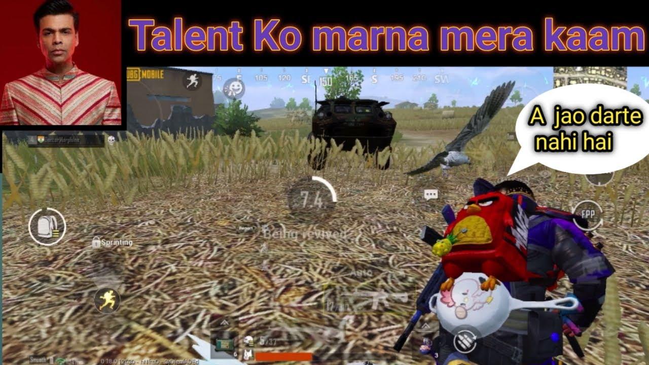 Koi ni maar Skta Khud pubg ko chodh kr || Antaryami Gaming || pubg mobile funny