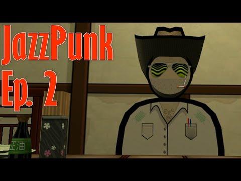THE COWBOY - Jazzpunk - #2