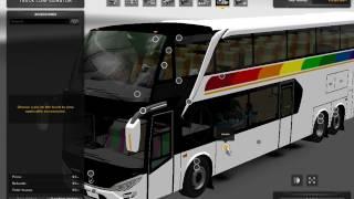 Pasang Lampu Kolong Jetbus 2 ++ DD - (WIP) ETS2 1.26