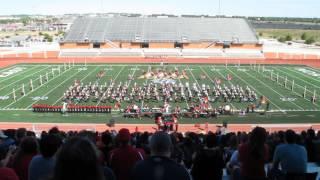 William Howard Taft HS Raider Band 2015 - TRIBAL SPIRIT
