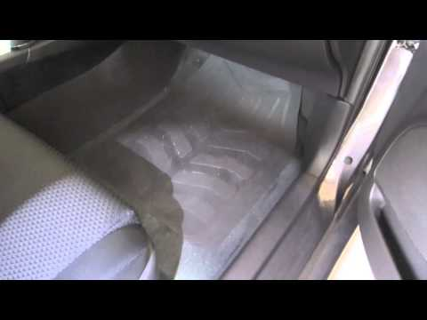 A/C Water Under Floorboards of Passenger Side of Car