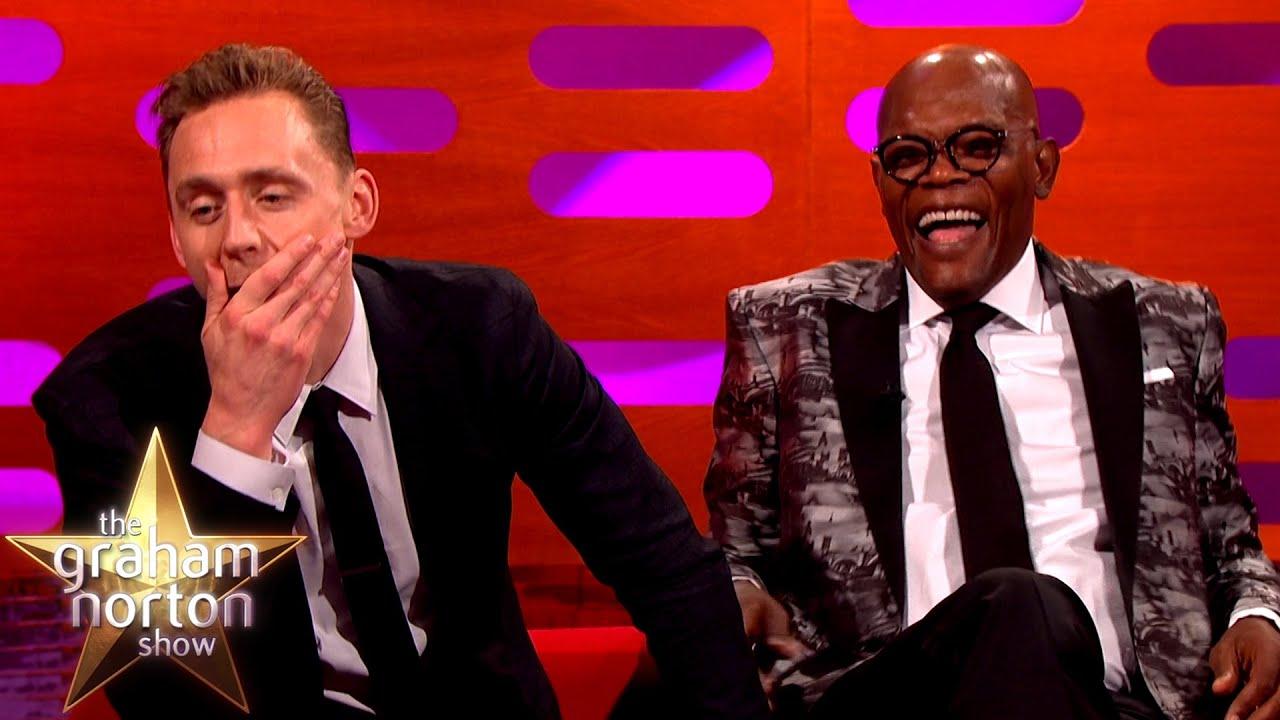 Tom Hiddleston Breaks Down History of
