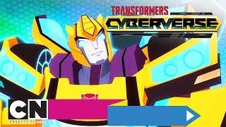 Transformers Cyberverse   Megatron moim bohaterem   Cartoon Network