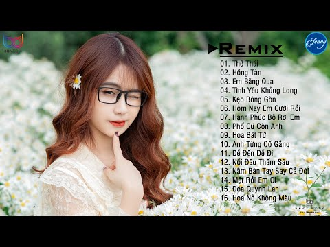 "NHẠC TRẺ REMIX 2020 HAY NHẤT HIỆN NAY - EDM Tik Tok JENNY REMIX - Lk Nhạc Trẻ Remix 2020 ""Cực Hay"""