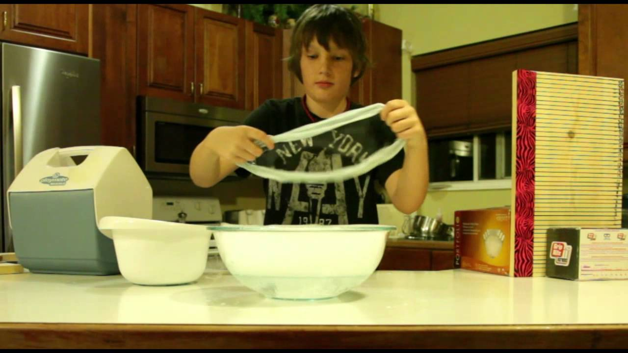 Dry ice bubble science project youtube robcynllc Gallery