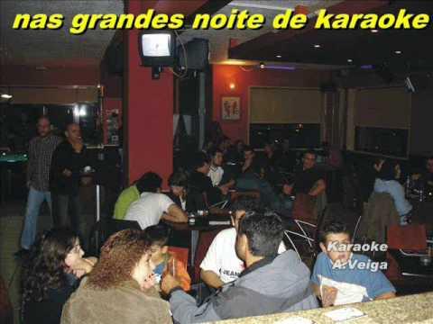 A.Veiga Karaoke - Sound Café - Madalena