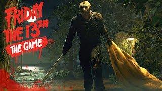 Friday the 13th: The Game - Злой Джейсон с мачете из 7 части фильма