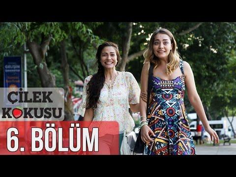 Запах клубники турецкий сериал на русском языке 6 серия