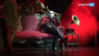 """El Cabaret Maldito, """"un show terriblemente impactante y monstruosamente divertido"""""""