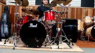 Ressaca-Henrique & Diego Drum cover