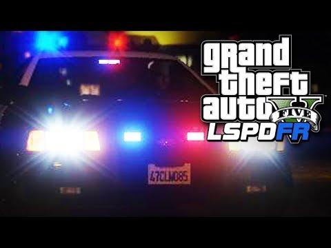 GTA 5 LSPDFR #16 - Supermarket Robbery!