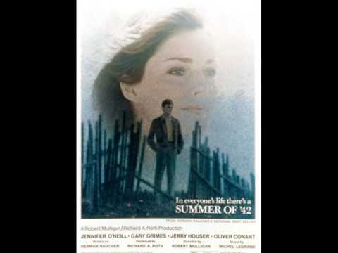 Summer of 42 - Music by Michel Legrand