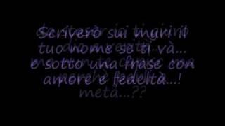 """Martino """"Con amore e fedeltà"""""""