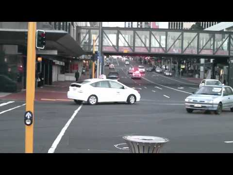 POLICE  chase auckland